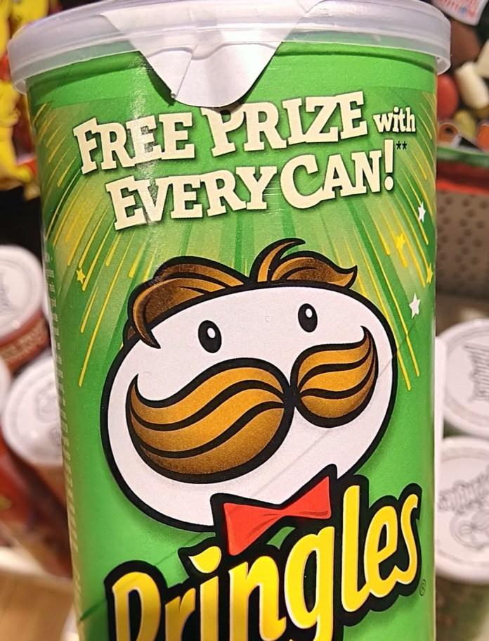 Pringles: Instax 11 Sofortbildkamera gewinnen