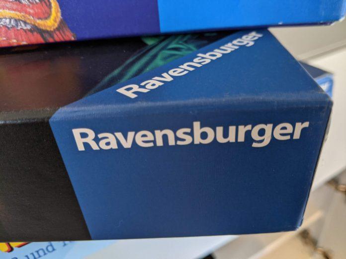 Ravensburger: Bahn eCoupon für 15 Euro gratis - 2Mitbringspiele kaufen