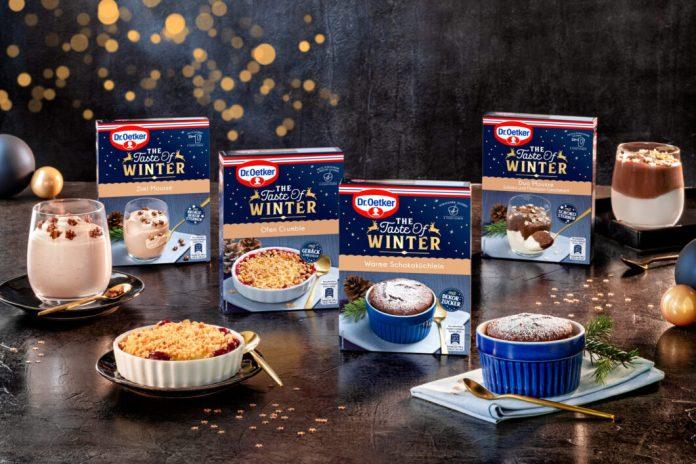 Dr. Oetker Weihnachtsbäckerei: Kitchen Aid gewinnen - Foto hochladen