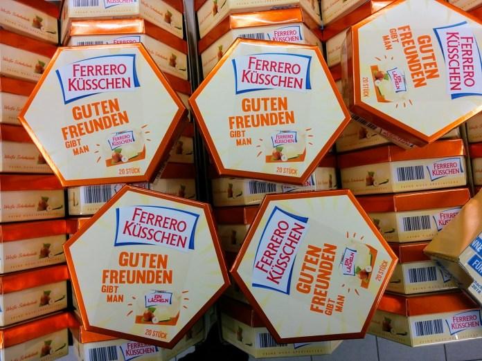 Ferrero Küsschen, Ferrero Rocher und Penny: Apple Watch gewinnen