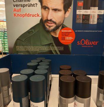s.Oliver Deo: Konzert mit Tom Beck gewinnen - Kassenbon hochladen