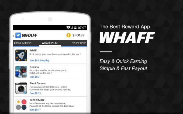 4.WHAFF Rewards