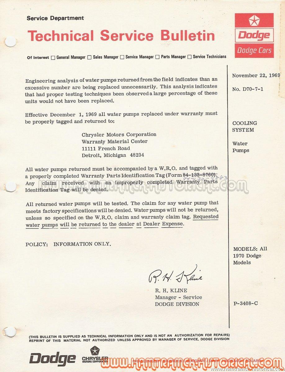 medium resolution of  all 1970 dodge models 1