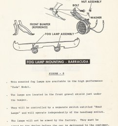 road lamp bracket installation 1970 1971 cuda moparts forums fog light wiring diagram for 1971 cuda [ 872 x 1200 Pixel ]