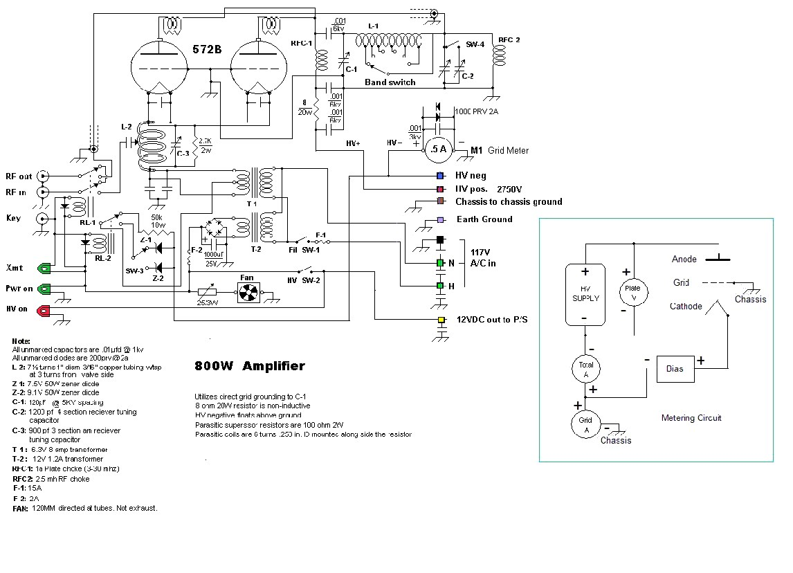Cb Amplifier Wiring Diagram Get Free Image About Wiring