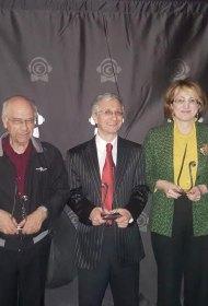 An Acum Prize ceremony