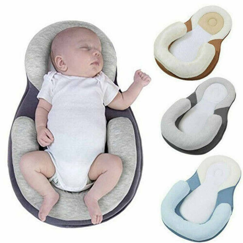 baby head shaping pillow and torticollis correction baby pillow for head shaping