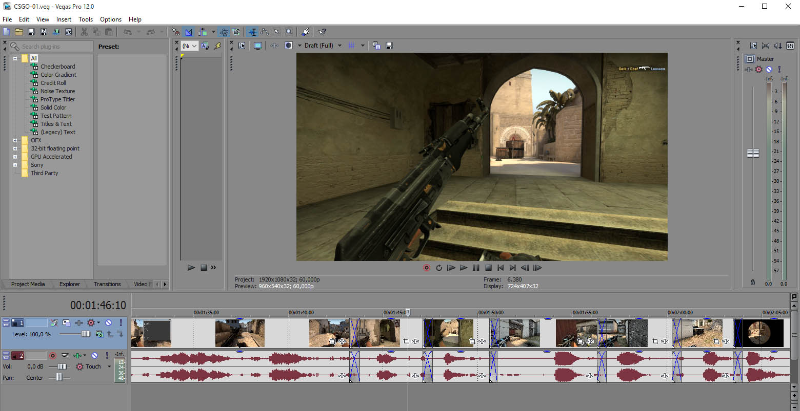 CS:GO Video Making Tutorial from DEMO / Replay Files - 2