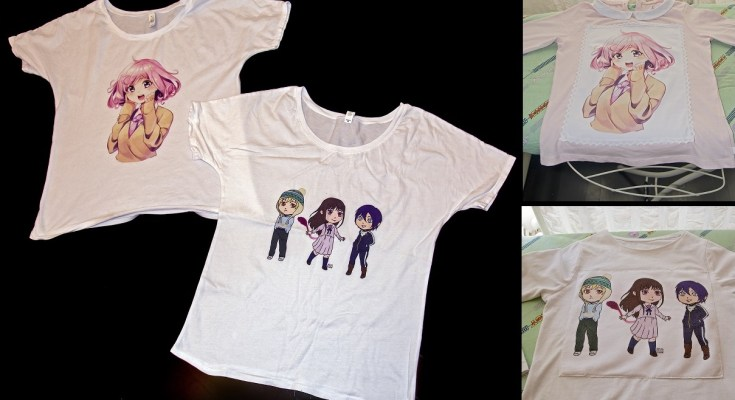 T-Shirt Hacking: how to renew, recycle and resize t-shirts