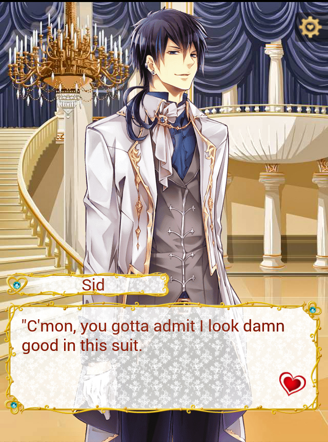 Midnight Cinderella: Sid (Lloyd Grandier) route review