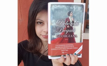 """Georgiana"" di Deborah Begali – intervista all'autrice"