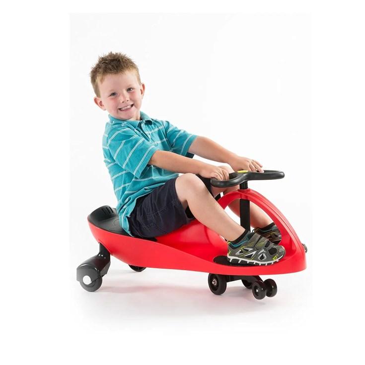 Swing car (o PlasmaCar) il nuovo giocattolo cavalcabile che farà impazzire bambini e adulti
