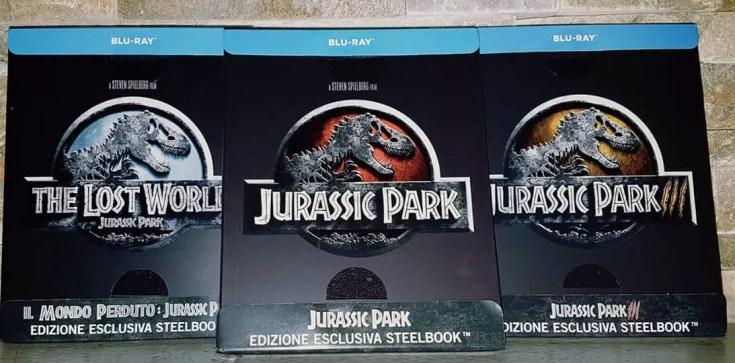 """Per il 25° anniversario """"Jurassic Park"""" torna nei cinema (ma solo negli USA)"""