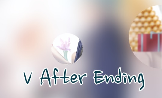 Mystic Messenger: V's After Ending will be out on Valentine's Day!