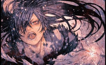 Beautiful Dororo illustrations drawn by artist Hiroyuki Asada