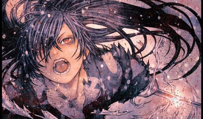 Beautiful Dororo illustrations drawn by artist Hiroyuki Asada