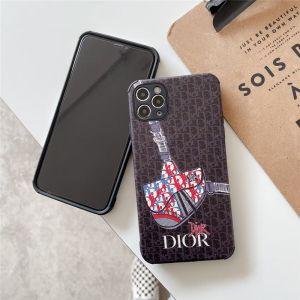 dior 風 iphone ケース 新作 iphone12pro max/11proケース 海外セレブ 2021 アイフォン12mini/11pro カバー レディ ディオール 偽物 iphonexs max/xr/se2ケース お揃い