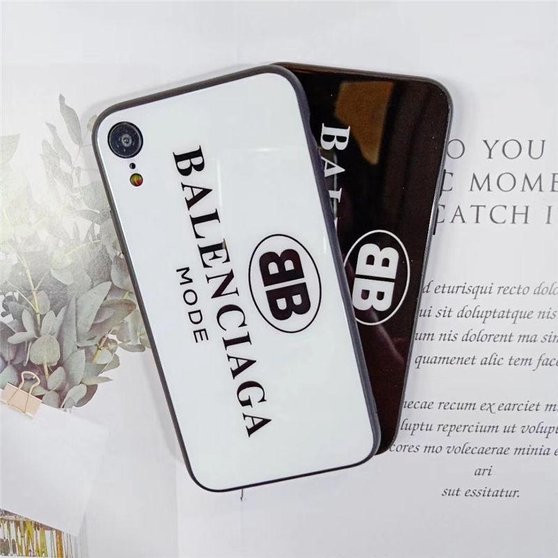 バレンシアガ 携帯 ケース iphone12/12mini カップル balenciaga アイフォン11pro max ガラスカバー オシャレ ブランド iphonexs max/x/se2 ケース 流行り 2021