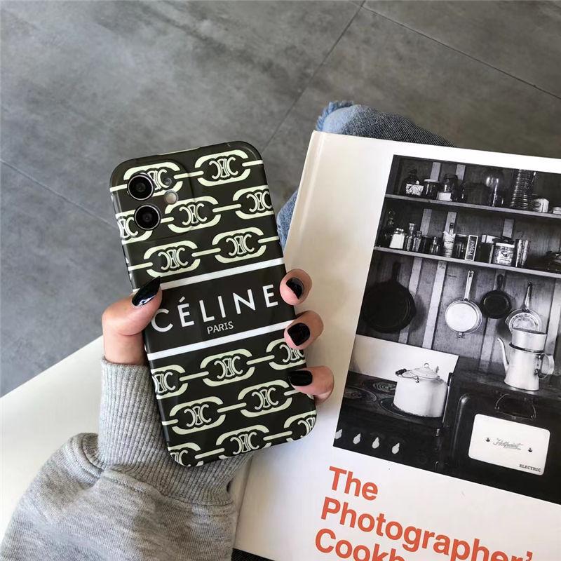 セリーヌ スマホケース お 揃い CELINE iphone12pro max/11proカバー ブランド かわいい アイフォン12/se2/xs ケース 芸能人愛用 携帯ケース iphonex/xr 耐衝撃 おすすめ