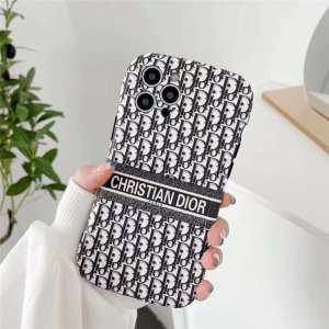 Dior iphone13ケース iface型 iphone13pro/12pro maxケース ディオール風 アイフォン11/xs/xr 保護カバー お 揃い カップル iphone12ケース 軽い