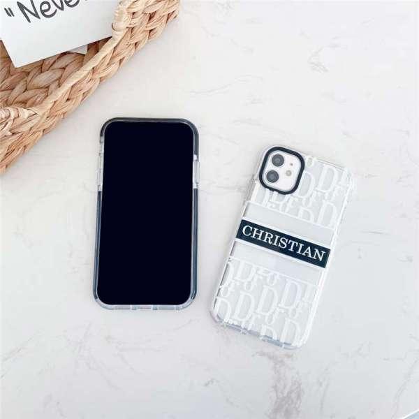 dior スマホケース 透明 安い iphone13pro max/12mini カバー カップル ブランド iphone12/11proケース クリア おすすめ iphonex/xs マックスケース 薄い 丈夫