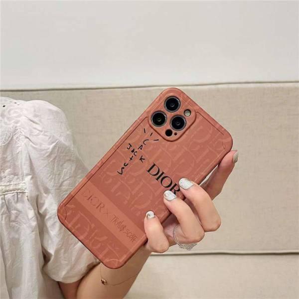 dior トラヴィス iphone12/13proケース オシャレ iphone12pro max 携帯 ケース ブランドコピー アイフォン11/x/xs max ソフトカバー お揃い スマホケースse2/8plus 男女兼用