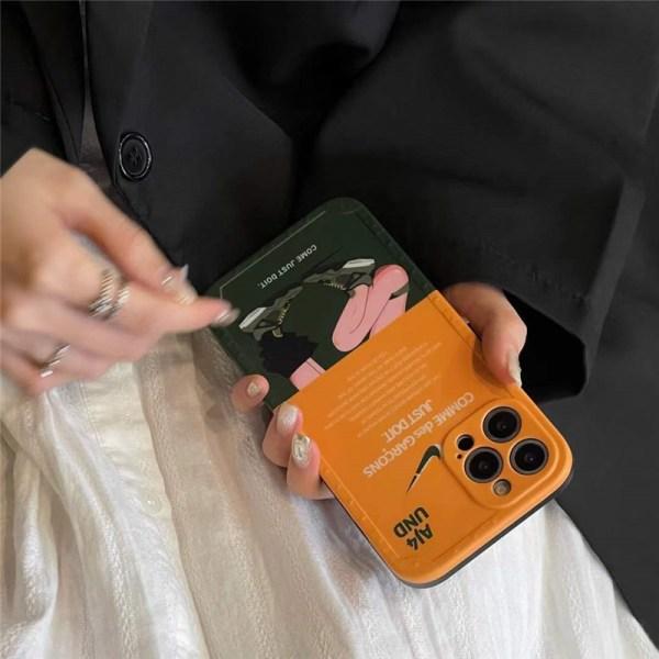 iphone13pro/12pro max ケース nikeパロディ iphone12/11pro/11 ケース 個性的 メンズ ナイキ iphonexs max/xr カバー 面白い ins風