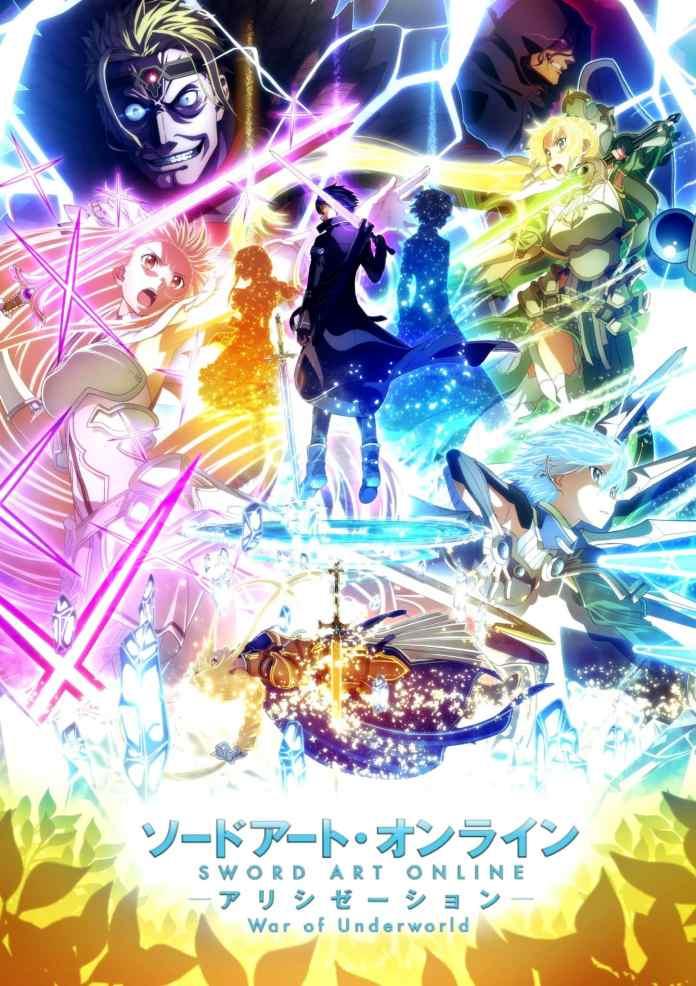 Sword Art Online Alicization: War Of Underworld - Hanami Dango