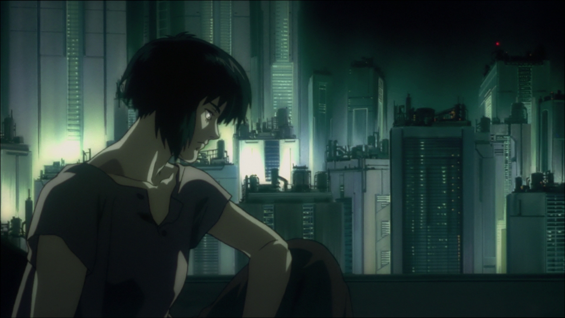 Ghost in the shell_09- Hanami Dango