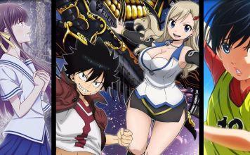 Temporada Primavera Anime 2021 Parte 2 - Hanami Dango