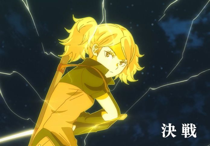 World Trigger S2_2 - Hanami Dango