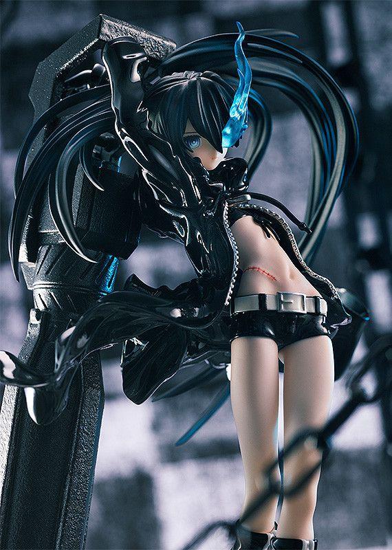 Black Rock Shooter_02 - Figura semanal - (7-13-6-2021) - Hanami Dango