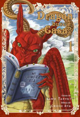 Dragon Busca Casa 1 - Hanami Dango