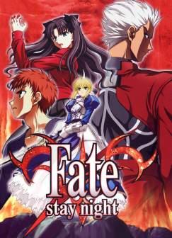 Top 5 Animes basados en videojuegos Fate - Hanami Dango