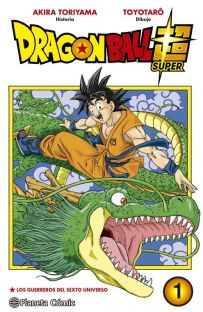Listado Mangaplus Dragon Ball Super - Hanami Dango