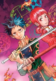 Listado Mangaplus El guardián de la bruja - Hanami Dango