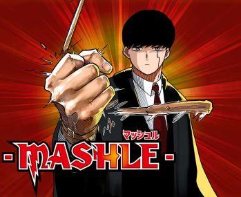 Listado Mangaplus Mashle - Hanami Dango