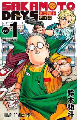 Listado Mangaplus Sakamoto Days - Hanami Dango