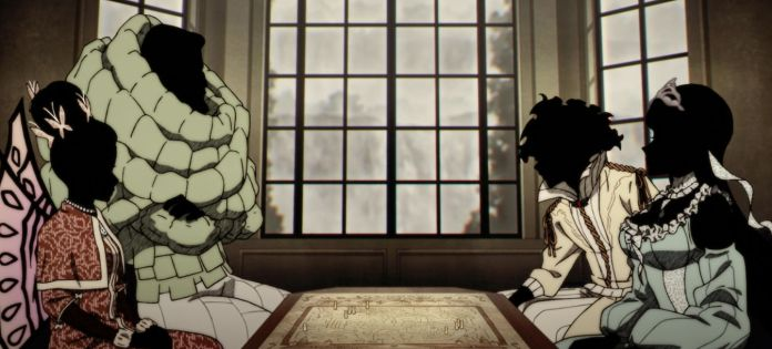 Shadows House 3 - Hanami Dango