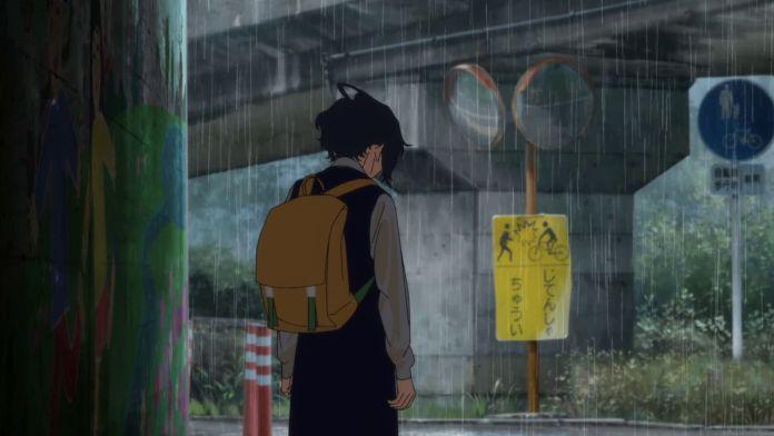 Wonder Egg Priority Episodio Final - Hanami Dango 8