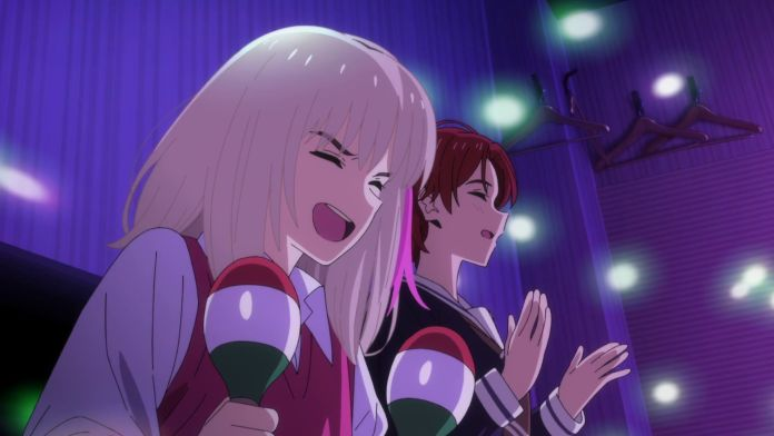 Wonder Egg Priority Episodio Final - Hanami Dango 1