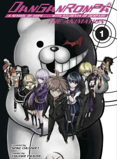 Top 5 Animes basados en videojuegos Danganronpa - Hanami Dango