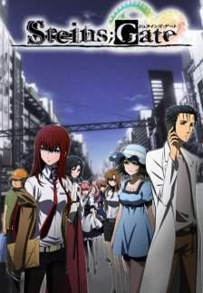 Top 5 Animes basados en videojuegos SteinsGate - Hanami Dango