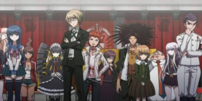 Top 5 Animes basados en videojuegos Danganronpa 2 - Hanami Dango