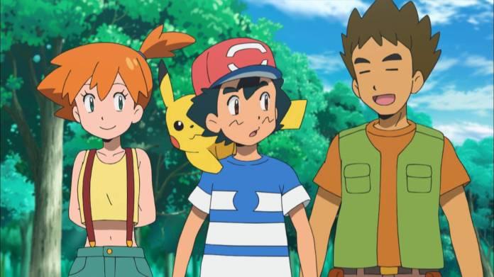 Top 5 Animes basados en videojuegos Pokemon 2 - Hanami Dango