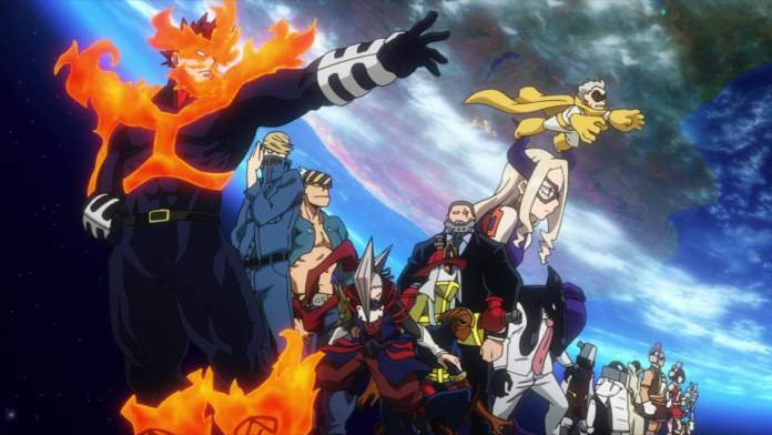 My Hero Academia proyecto o decepción - Héroes - Hanami Dango