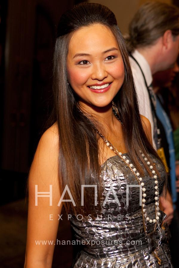 Cheryl Chin Machete Austin Red Carpet premiere