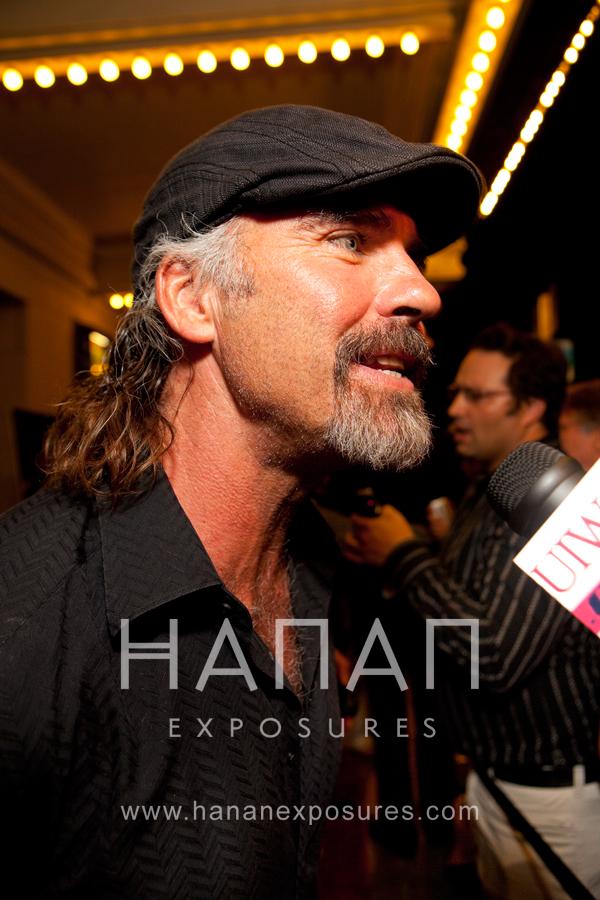 Jeff Fahey Machete Austin Red Carpet premiere