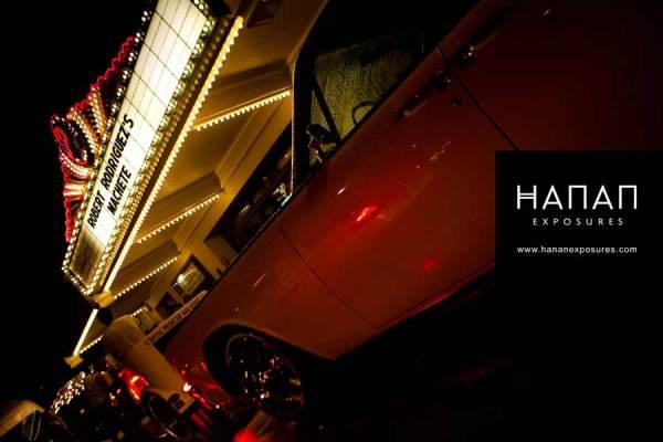 Machete Austin Red Carpet premiere