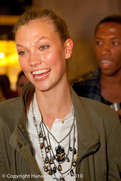 Mercedes-Benz New York Fashion Week Fashion's Night Out Calvin Klein Bryan Adams